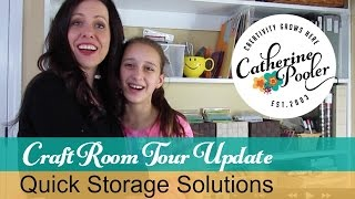 Quick Storage Solution For Card Making
