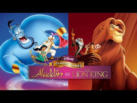 Disney Classic Games: Aladdin And The Lion King • ПРОХОЖДЕНИЕ • Первый взгляд
