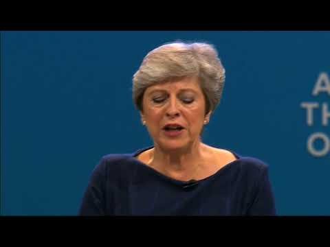Prime Minister's speech - symbolic or shambolic?