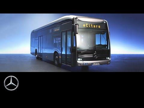 Mercedes-Benz eCitaro 2018 | Trailer