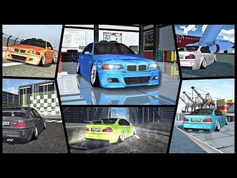 Car Parking 3D: Modified Car City Parking & Drift
