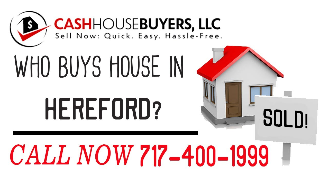 Who Buys Houses Hereford MD   Call 7174001999   We Buy Houses Company Hereford MD