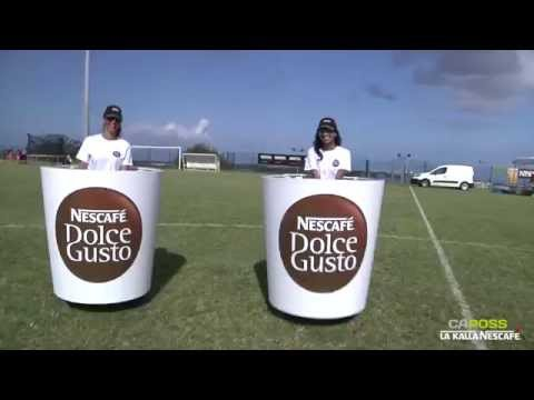 FILM OFFICIEL CAPOSS KALLA NESCAFE 2015 HD