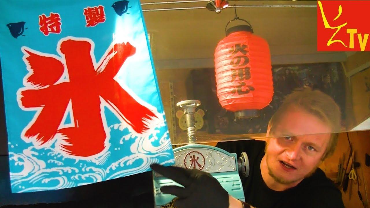Kakigori z food trucka Yaki Kingu KOSZALIN / JAPONIA