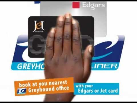 Booking with Your Edgars or Jet Card