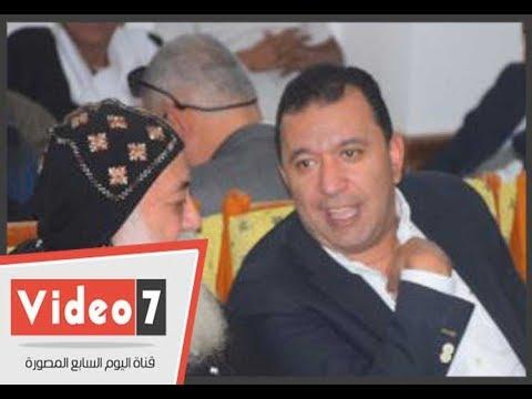 حافظ الأقصر وقيادات الداخلية يهنئون الأقباط بعيد مارجرجس بالرزيقات  - 20:22-2017 / 11 / 14