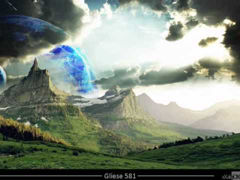 Second Earth Eden 2  Gliese 581 G