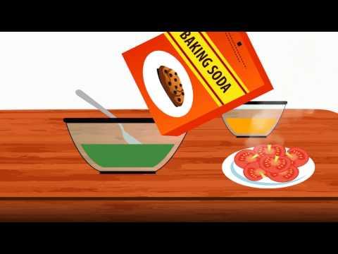 Neutralize PH With Baking Soda