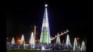 Christmas spirit is definitely here in Sibu