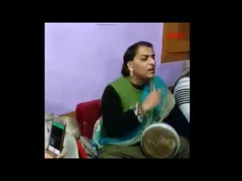 Reshma Rashid Kashmiri Song Yete Mazeh Wallah