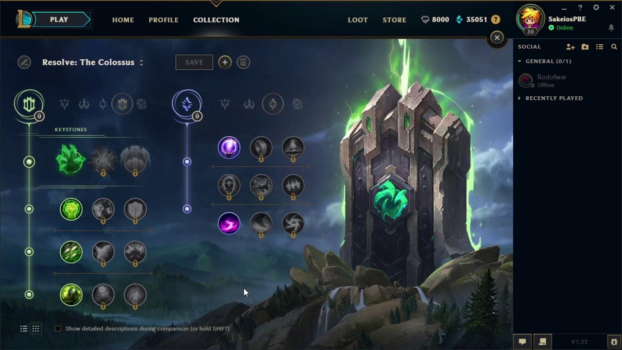 Leona Build With New Runes