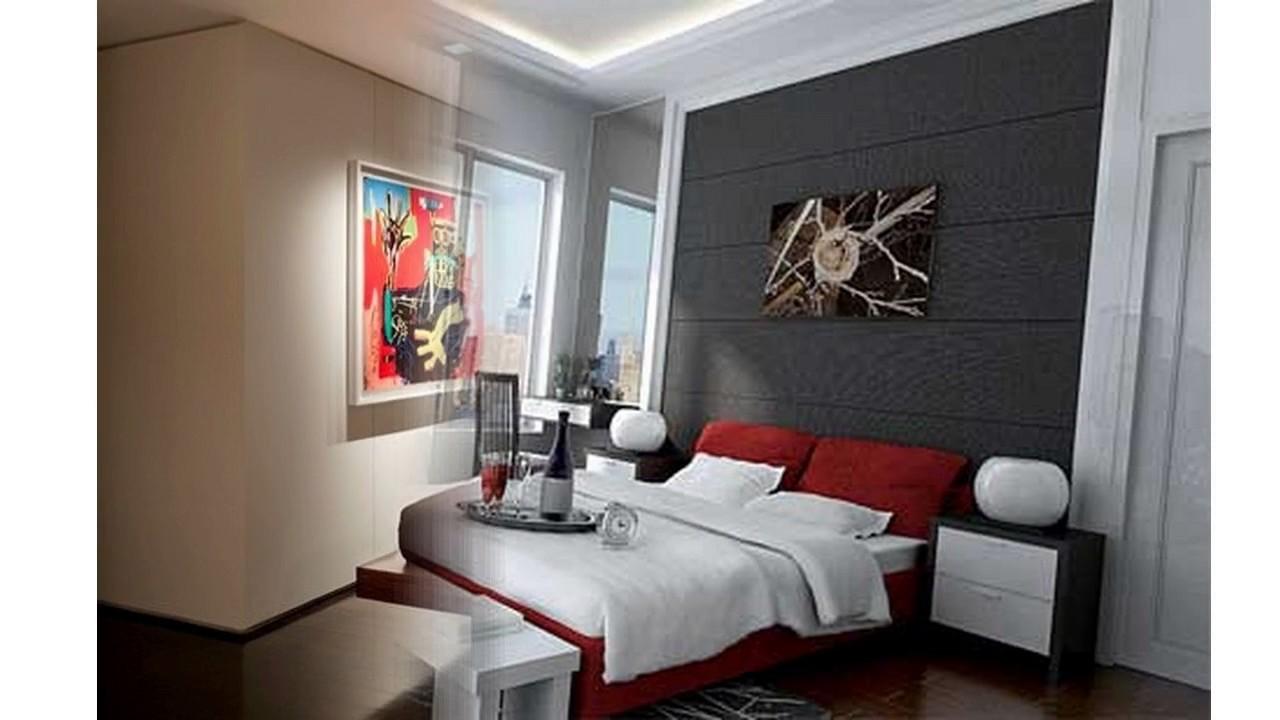 Ideas dormitorio masculino youtube - Dormitorio masculino ...