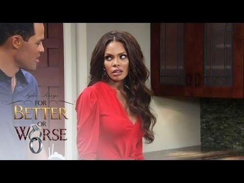 Leslie Gives Joseph Hope  Tyler Perry's For Better or Worse  Oprah Winfrey