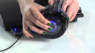Afterglow Wireless Headset - PlayStation 3 Setup