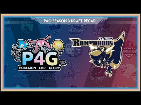 #HEADSMASH! P4G St. Louis Rampardos Draft Breakdown! T3 and Below!