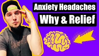 Anxiety Headaches & Migraines - Symptoms and Relief