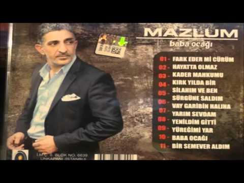 Mazlum -Vay Garibin Halına 2013 Baba Ocağı Albümünden -Yeni