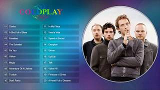 The Best of Coldplay Songs - Coldplay Greatest Hits Full Album 2017