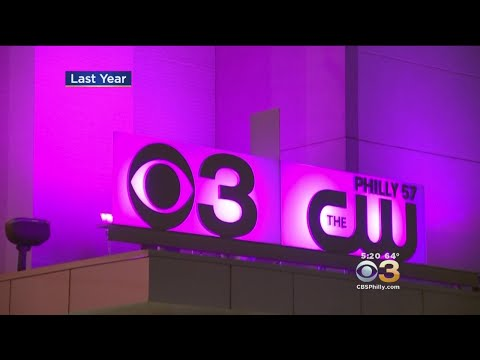 Philadelphia Turns Pink For Breast Cancer Awareness Month
