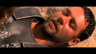 Gladiator  Maximus death scene HD Very sad