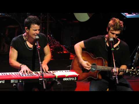 Nick & Knight - Halfway There, If You Go Away & I Want it That Way - Vancouver (04)