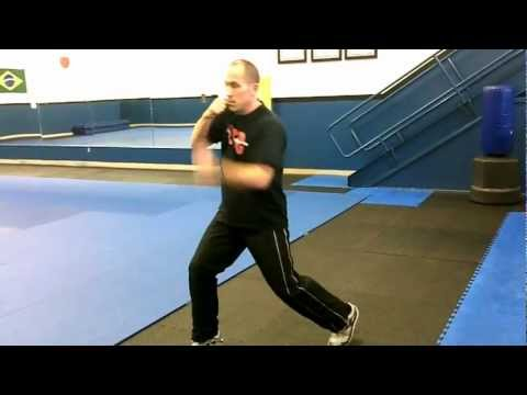 P90X Twist And Pivot With Hook And Uppercut