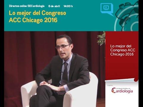 Lo Mejor Del Congreso ACC Chicago 2016