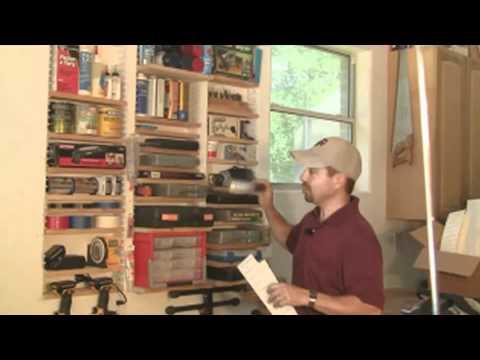 How To Build Shelves Between Studs