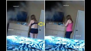 نصبت كاميرا خفية و فضحت أفعال صديقتها الشنيعة على الملأ !