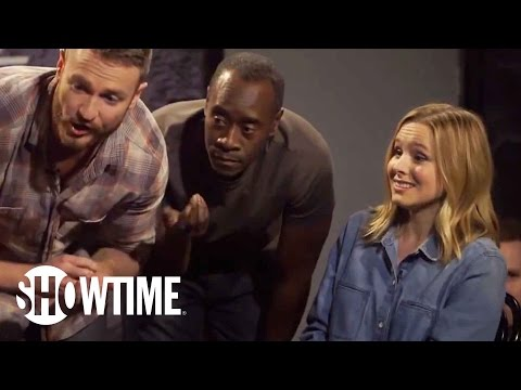 House of Lies Improv  Live with Kristen Bell, Don Cheadle, Ben Schwartz, Josh Lawson & More
