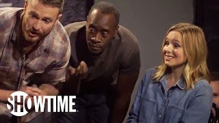 House of Lies Improv | Live with Kristen Bell, Don Cheadle, Ben Schwartz, Josh Lawson & More