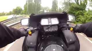 BMW K75 RT 1993 ride