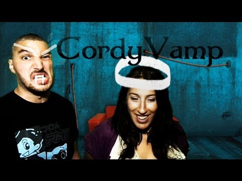 Caroline gets vamped, Youtube is Bias, Latinas have long names & vampires kill fish. thumbnail