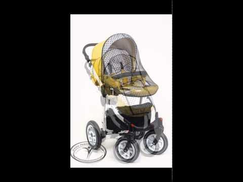 Детская коляска Dada Paradiso Group Glamour Yellow