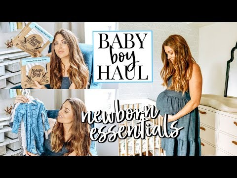 newborn-essentials!-baby-shower-&-registry-haul-|-kendra-atkins