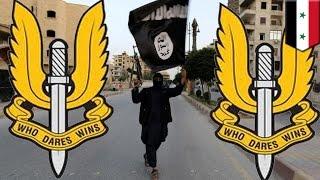 Snajper zabija członków ISIS tuż przed wykonaniem egzekucji