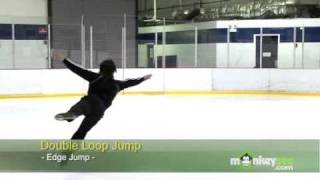 Ice Skating - The Loop Jump
