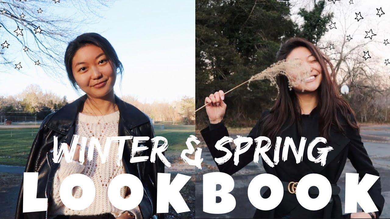 WINTER / SPRING LOOKBOOK 2019    Jessica Park