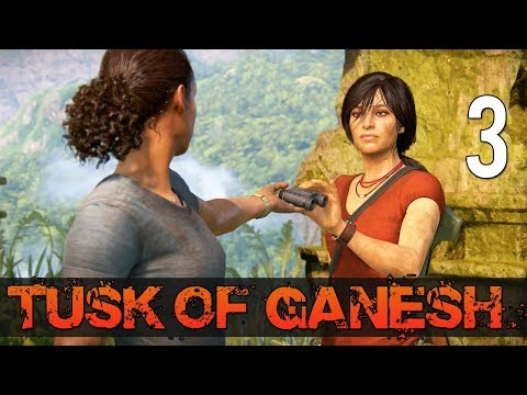 [3] Tusk of Ganesh (Let's Play Uncharted: The Lost Legacy [PS4 Pro] w/ GaLm)