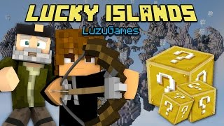 EL GRAN INFIERNO! - Lucky Islands con Willy - [LuzuGames]