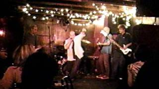 Bombs For Whitey at Bar Deluxe Hollywood Early 1997 part 2