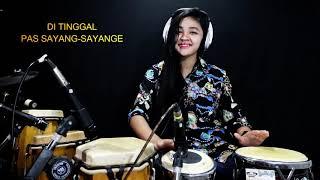 Download lagu DI TINGGAL PAS SAYANG-SAYANGE - COVER EPEP KENDANG