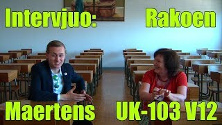 Intervjuo: Rakoen Maertens_UK-103_V12