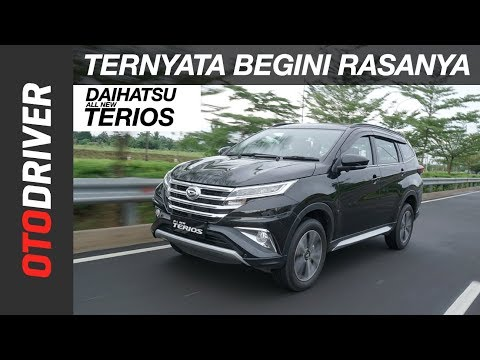 Daihatsu All New Terios 2018 | First Drive Review Indonesia | OtoDriver