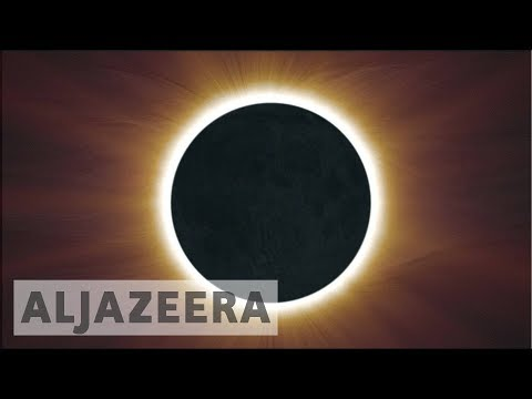US braces first total eclipse in a century