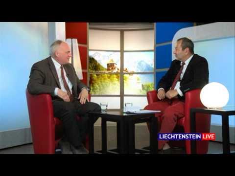 Liechtenstein LIVE mit Prof. Peter Droege - Universität Liechtenstein