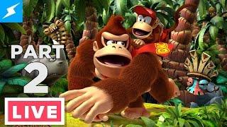 Mine Cart Madness! | Donkey Kong Country Returns