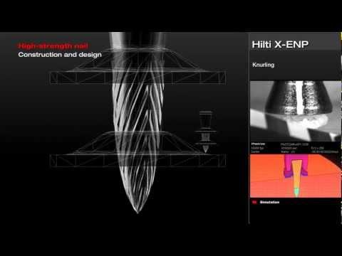 X-ENP High Performance Nail