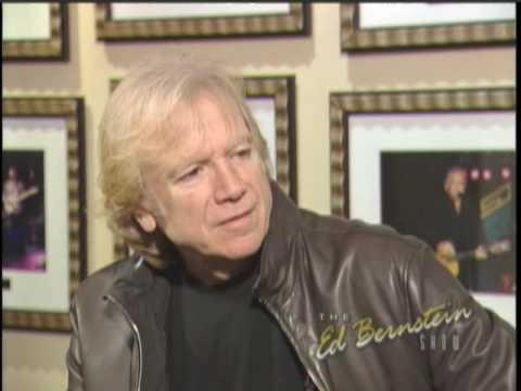 Justin Hayward Interview Part 1-The Ed Bernstein Show