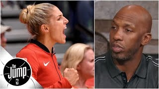 wnba players deserve to be paid more profit or not chauncey billups the jump